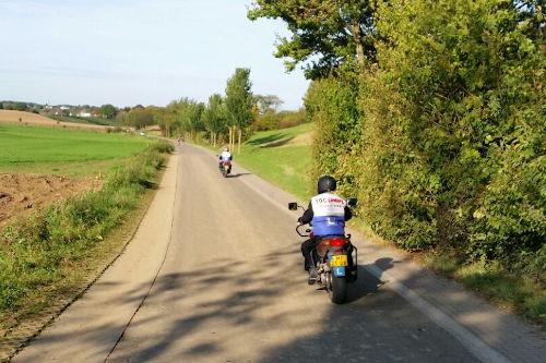 Motorrijbewijspoint Voorburg examengarantie