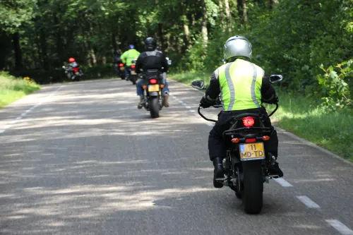 Motorrijbewijspoint Voorburg motor lesplan