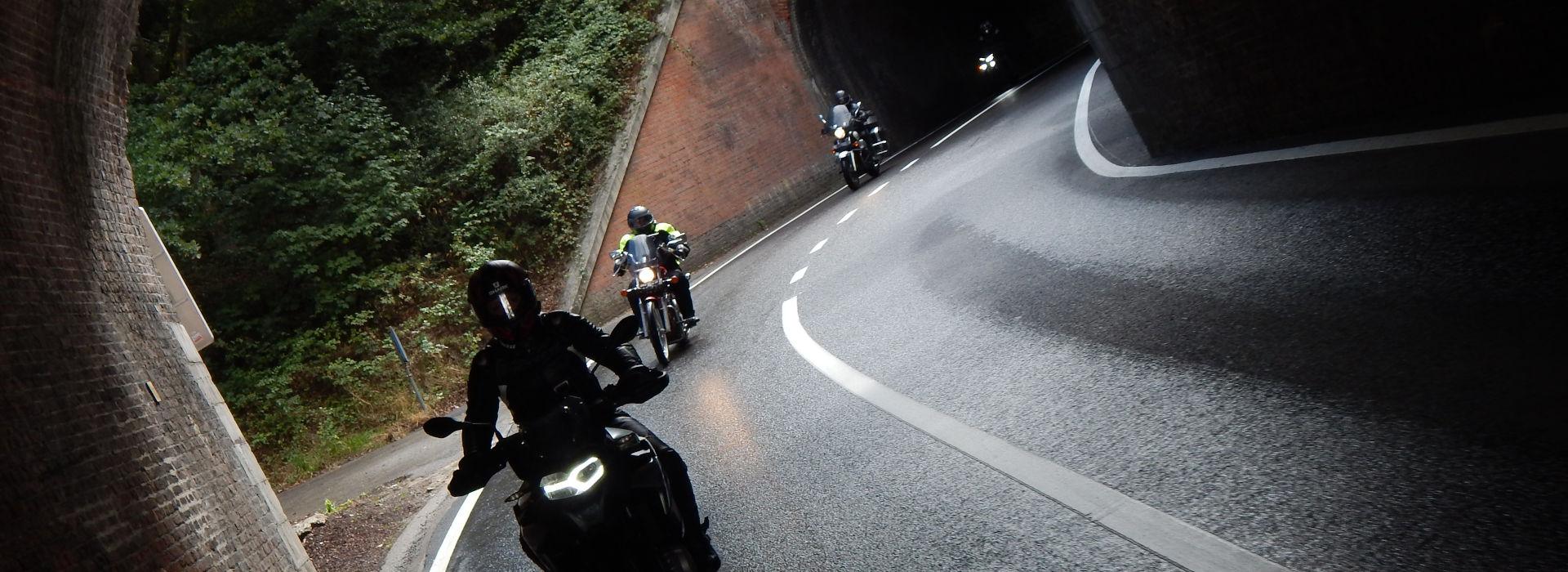 Motorrijbewijspoint Voorburg motorrijlesplan