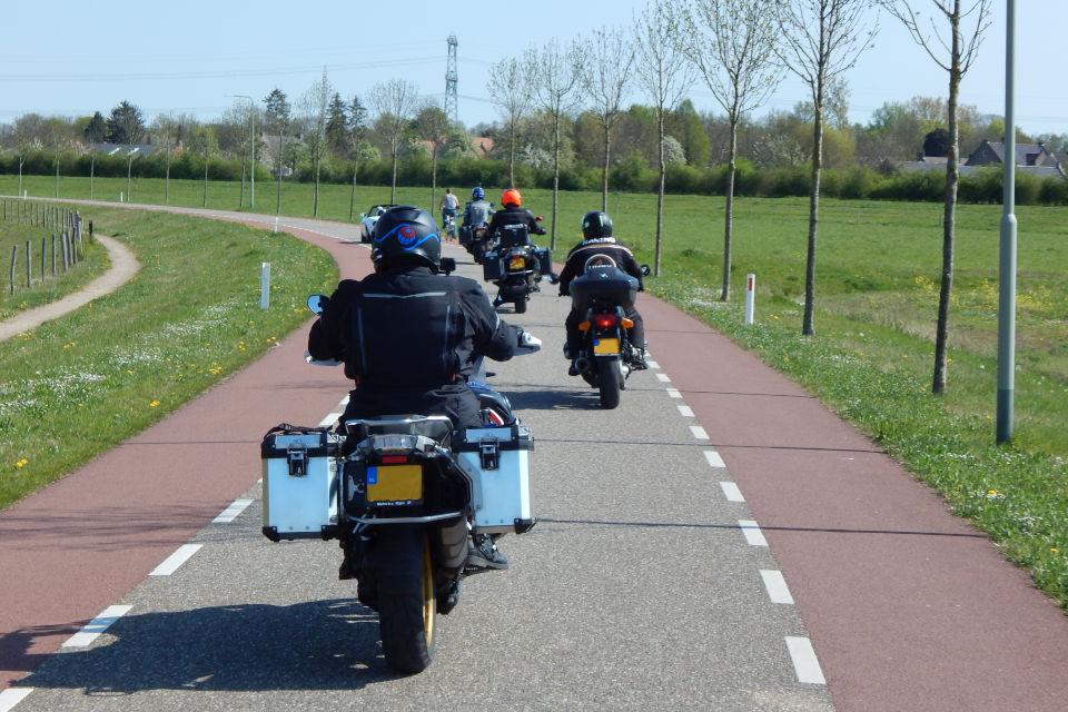 Motorrijbewijspoint Voorburg motorrijlessen